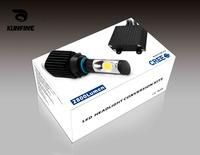 New 4th Generation 25W CREE 2800ml led chip H8 H9 H11 led headlight cree led headlight led headlight 2pcs/lot  KF-H9