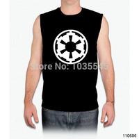 Hot Mens Star War Tank Top Yoda Clothing Cool Dj Hip Hop Star Wars funny tank tops Print Fashion Casual Cotton Clothing