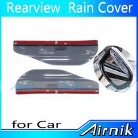 Car Rearview Mirror Rain Eyebrow Rain Cover Rain Gear Rainproof Blades