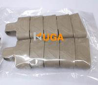 5.56 NATO Cage Fast Mag Rubber Loops for M4/16 Magazine Assist Black,DE