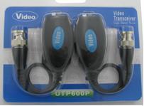 20PCS (10 Pairs) Passive Video Balun, Passive Video Balun Transceiver with 5MHz Maximum Transmitting Band(China (Mainland))
