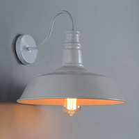 Vintage wall lamp 36cm