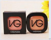 NEW!1pcs retail 2014 new fashion V-G makeup blusher,high quality make up blush free shipping