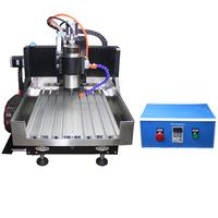 2014 New CNC 3040 Engraving Machine Ball Screw CNC 3040z-s 3 Axis 1500W water cool Cutting Machine 220V/110V