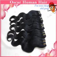 Peruvian Body Wave Human Hair Weave Hair Extension 50g/pc Natural Color Cheap Human Hair Bundle Deals for Women Free Shipping