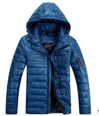 2015 FREE SHIPPING New Arrival Fashion Jackets Warm Winter Coat Men Down Jacket Brand Jacket 140