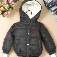 Free shipping Autumn Winter Hot Sale children clothing,children wear,children coat,BRAND  winter coat 4pcs/lot wholesale