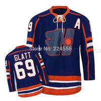 Customize Doug the Thug Glatt #69 Halifax Highlanders - Goon Movie Hockey Jersey Any Name Any Number