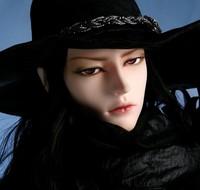 soom hyperon hunter bjd / sd doll doll volks luts dod1 / 3 clothing idealian( include eyes and makeup)