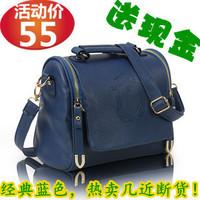 Women's handbag fashion motorcycle 2014 cross-body one shoulder vintage small bags handbag summer new arrival