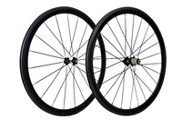 carbon fiber bike part good product 38mm carbon fiber bike wheels  20.5mm  clincher  glossy finish wheelset free shipping
