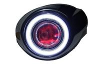 Car Angel Eyes Fog Lamp + Devil Eyes Fog Lights Daytime Running Lights DRL for Ford Focus 2012 2013 -2 PCS
