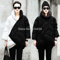 2014 New Arrival Winter Jacket Women Warm Down Coat Short Parka, 2 Color