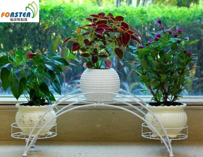 balcony and indoor flower pot holder flower pot stand flower pergola planter stand flower stand(China (Mainland))