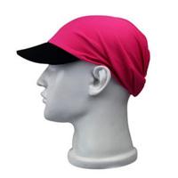 New Men Women Outdoor cycling cap bike fashion sun cap bicycle sports Sun hat  Quick drying Free shipping Rose Blue