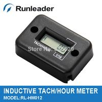Digital Waterproof Tachometer for 2 or 4 Stroke Gasoline Motor