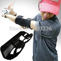 Free Shipping Golf Swing Training Straight Practice Golf Elbow Brace Corrector Support Arc zj-01
