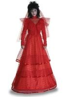 Hot sell 2014 Hallowmas costume COSPLAY fancy ball Frankenstein's bride Gothic wedding dress