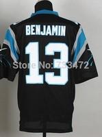 #13 Kelvin Benjamin Jersey,Elite Football Jersey,Best quality,Authentic Jersey,Embroidery Logo,Size M--3XL