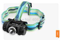 Rayfall H2A 3V 1* Cree XP-G R5 Max 212 Lumens 4-Mode LED Headlamp Camping Night light (2 x AA)