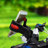 200pcs High Quality Smart Universal Bike Bicycle Motorcycle Handlebar Phone Mount Cradle Holder for Motorola Moto G