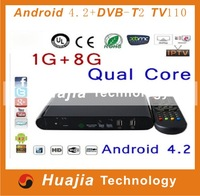 HD Media Player 1920x1080p DVB T2 Andorid 4.2