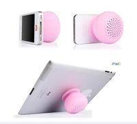 Mushroom Mini Wireless Bluetooth Speaker Waterproof Silicone Sucker Hands Speakers For Phone Tablet Computers