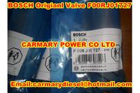 Common rail injector valve F00RJ01727 for 0445120166, 0445120127, 0445120086, 0445120087 new orginal