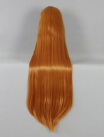 Free Shipping 100CM long Anime Cosplay Wig Oblique Bangs Long Straight Wigs