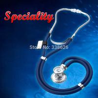 Wholesale Professional Stainless Single Head Doctor Nurse Cardiology stethoscope withCE  Multi-funcitonal Electronic Stethoscope