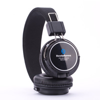 Multi-function FM Stereo Radio MP3 Music Player Bluetooth  Headphone with Answer Phones Function