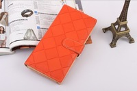 fashion designer leather woman wallet zipper diamond lady purse with card holder Free shipping
