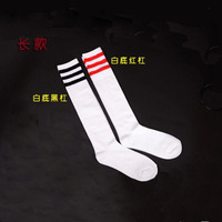 The spring and autumn period and the selling cotton absorbent movement stockings Sox mouth stripe stocking joker ZF002