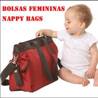 Large capacity multifunctional nappy bags bolsa maternidade bolsas femininas baby bag for mom personalized diaper bags