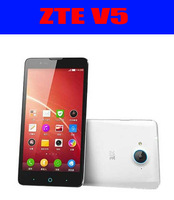 "Original ZTE V5 cell phone 5.0"" CGS HD 1280x720 2GB RAM 8GB MSM8926 Quad Core 1.2GHz Android 4.3 GPS WCDMA 13.0MP Camera"