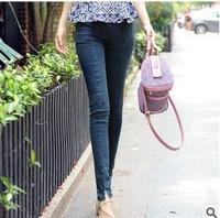 2014 new  Women's clothing han edition new Women's jeans Show thin leg pants