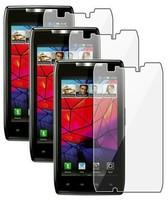 Hot Sale Screen Protector For Motorola Razr D1 XT916 XT918 Free Shipping 20pcs/lot