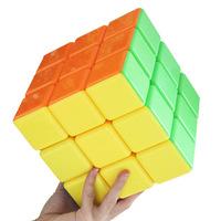 New Super Super Big Stickerless Magic Cube 3x3x3 18cm Heshu Speed cube 3x3
