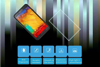 Hot Sale Tempered Glass Membrane Explosion Proof Screen Protector Film For Samsung Galaxy S5 mini G800 Free Shipping 1pcs/lots