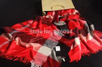 2014 famous brand women high quality scarf scraf luxury autumn winter fashion designer pashmina shawl wrap plaid wholesale