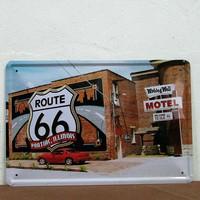 Wishing wall motel  tin Signs Gift PUB Wall art Painting Poster Bar Decor K-72 Mix order 20*30 CM