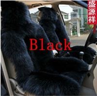 Car Seat Cushion Wool Plush Auto Covers & Supports Interior Accessories Safety for Lada Kia Spectra Kalina Polo Sedan