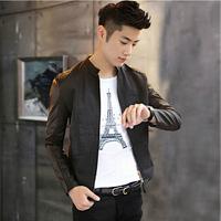 2014 new Korean version Slim personality fight skin fashion men washing cowboy jackets