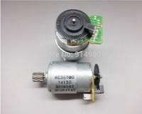 12V 3800rpm Take code disk speed motor speed code disc encoder DIY 6 v 12 v Servo motor 385 dc motor  toy robot model