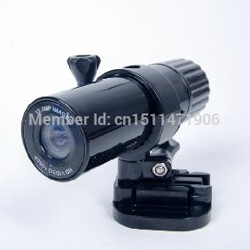 Full HD 1080P H.264 20M Waterproof Mini Digital Motorcycle Helmet Video Camera(China (Mainland))