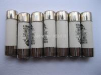 200 Pcs 380V 10A 10mm x 38mm Ceramic Fuse Powder Filled Cartridge Cylindrical