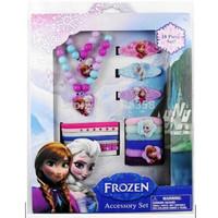 Wholesale 5 sets/lot Baby Girls Frozen Headwear /kids princess Hair accessory set/Anna Elsa party accessories,best gift