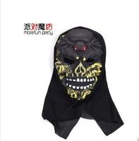 For dec  oration halloween mask of terror wigs ghost mask devil mask