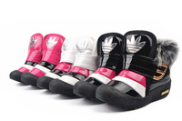 2014 Hot sale  Winter  Boy and girl  Canvas Sneakers Kids Boy Girl Breathable shoes 3 colors 6 sizes for5-9 years kids