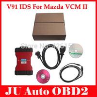 2015 New Arrival V91.06 IDS For Mazda VCM II Professional For Mazda Diagnostic System For Mazda VCM 2 DHL Fast Shipping